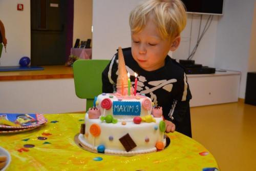 Detské oslavy